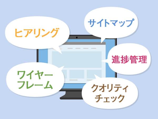 Webディレクターの仕事