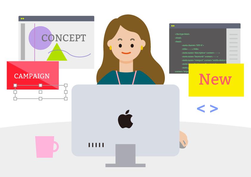 Webデザイナーの仕事と将来性